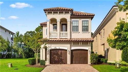 Photo of 897 DESERT MOUNTAIN COURT, REUNION, FL 34747 (MLS # O5867291)