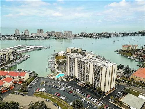 Photo of 255 DOLPHIN POINT #210, CLEARWATER, FL 33767 (MLS # T3285291)