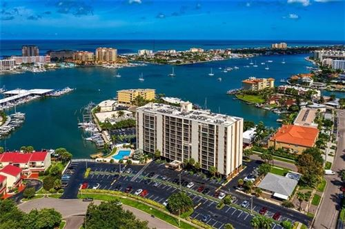 Photo of 255 DOLPHIN POINT #313, CLEARWATER, FL 33767 (MLS # U8105291)