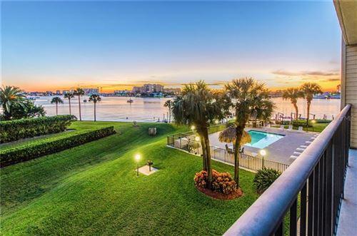 Photo of 650 ISLAND WAY #306, CLEARWATER BEACH, FL 33767 (MLS # U8066292)