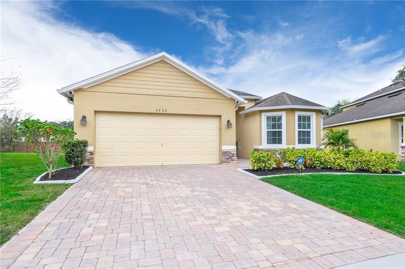 3733 RYEGRASS STREET, Clermont, FL 34714 - MLS#: S5047292