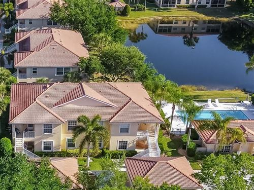 Photo of 203 CASA DEL LAGO WAY #203, VENICE, FL 34292 (MLS # A4497293)
