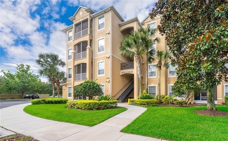 7650 COMROW STREET #402, Kissimmee, FL 34747 - MLS#: S5040293