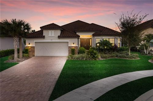 Photo of 4743 CABREO COURT, BRADENTON, FL 34211 (MLS # A4485294)