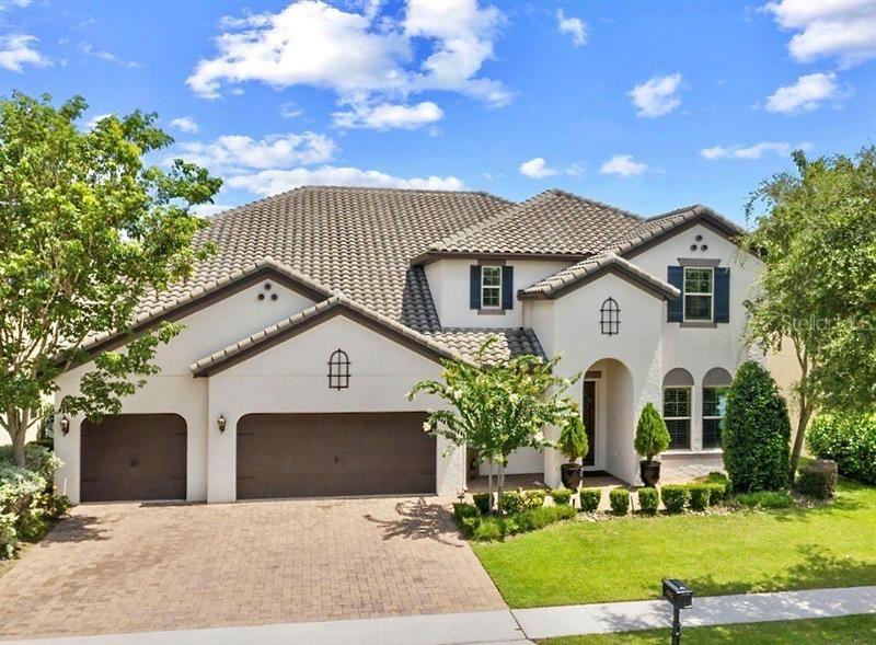 8435 CHILTON DRIVE, Orlando, FL 32836 - #: O5875294
