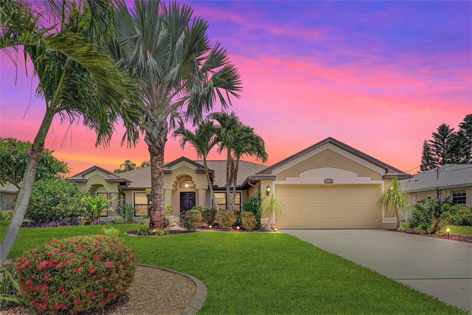 Photo of 272 LONG MEADOW LANE, ROTONDA WEST, FL 33947 (MLS # C7446295)