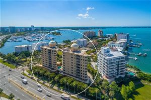 Photo of 128 GOLDEN GATE POINT #902A, SARASOTA, FL 34236 (MLS # A4433296)