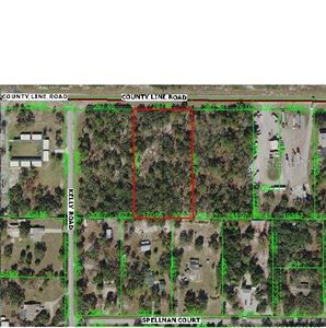 Photo of 0 COUNTY LINE ROAD, SPRING HILL, FL 34610 (MLS # W7816296)