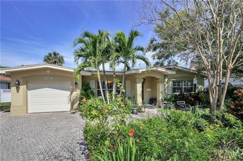 Photo of 204 FLAMINGO DRIVE, BELLEAIR, FL 33756 (MLS # U8078297)
