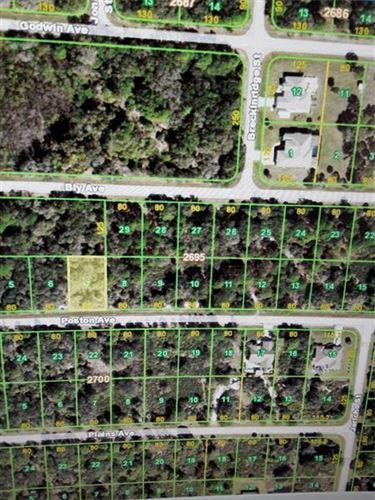 Photo of 17440 POSTON AVENUE, PORT CHARLOTTE, FL 33948 (MLS # T3304298)