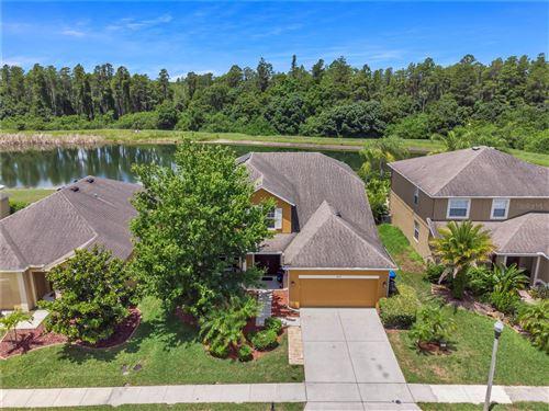 Photo of 5535 SHASTA DAISY PLACE, LAND O LAKES, FL 34639 (MLS # T3311298)