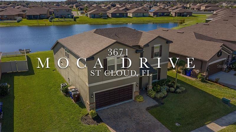 3671 MOCA DRIVE, Saint Cloud, FL 34772 - #: S5043298