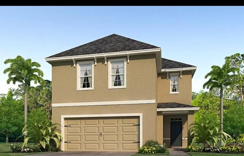16828 TRITE BEND STREET, Wimauma, FL 33598 - #: T3271298