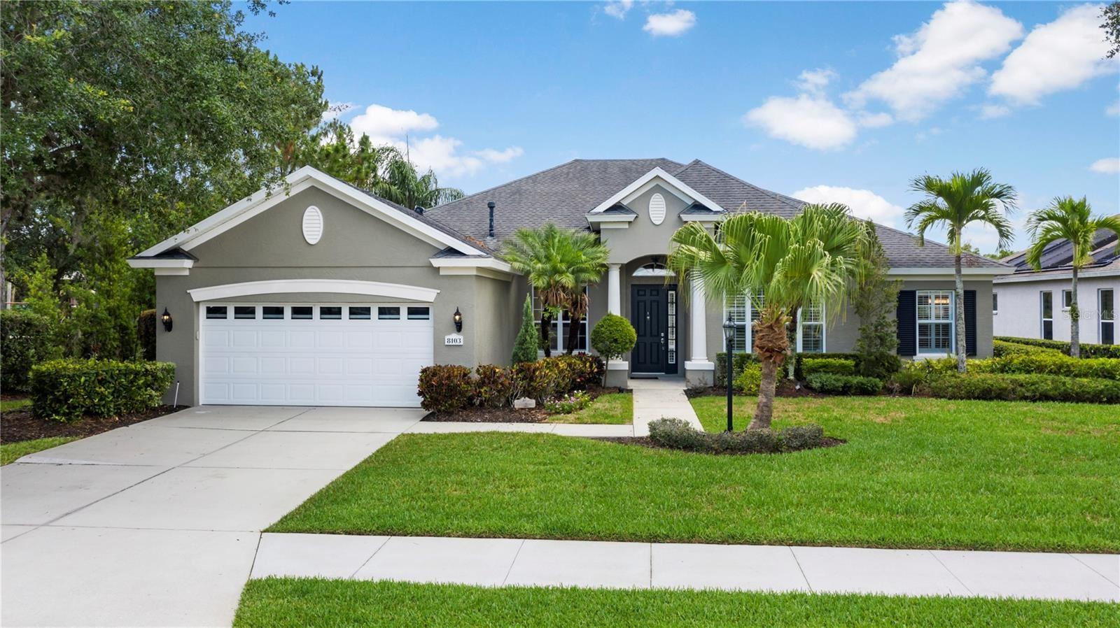 8103 PLANTERS KNOLL TERRACE, University Park, FL 34201 - #: A4504299