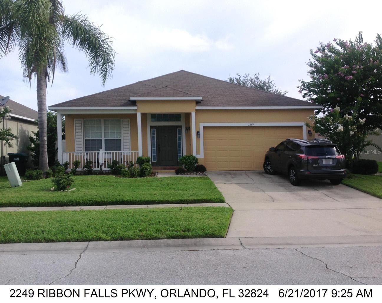 2249 RIBBON FALLS PARKWAY, Orlando, FL 32824 - #: O5973299