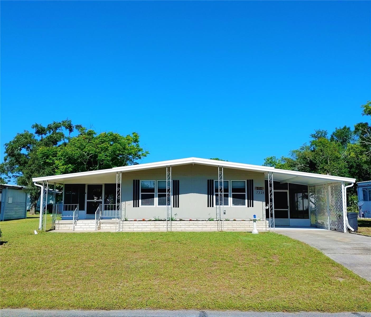 7325 MINA AVENUE, Brooksville, FL 34613 - #: U8124300