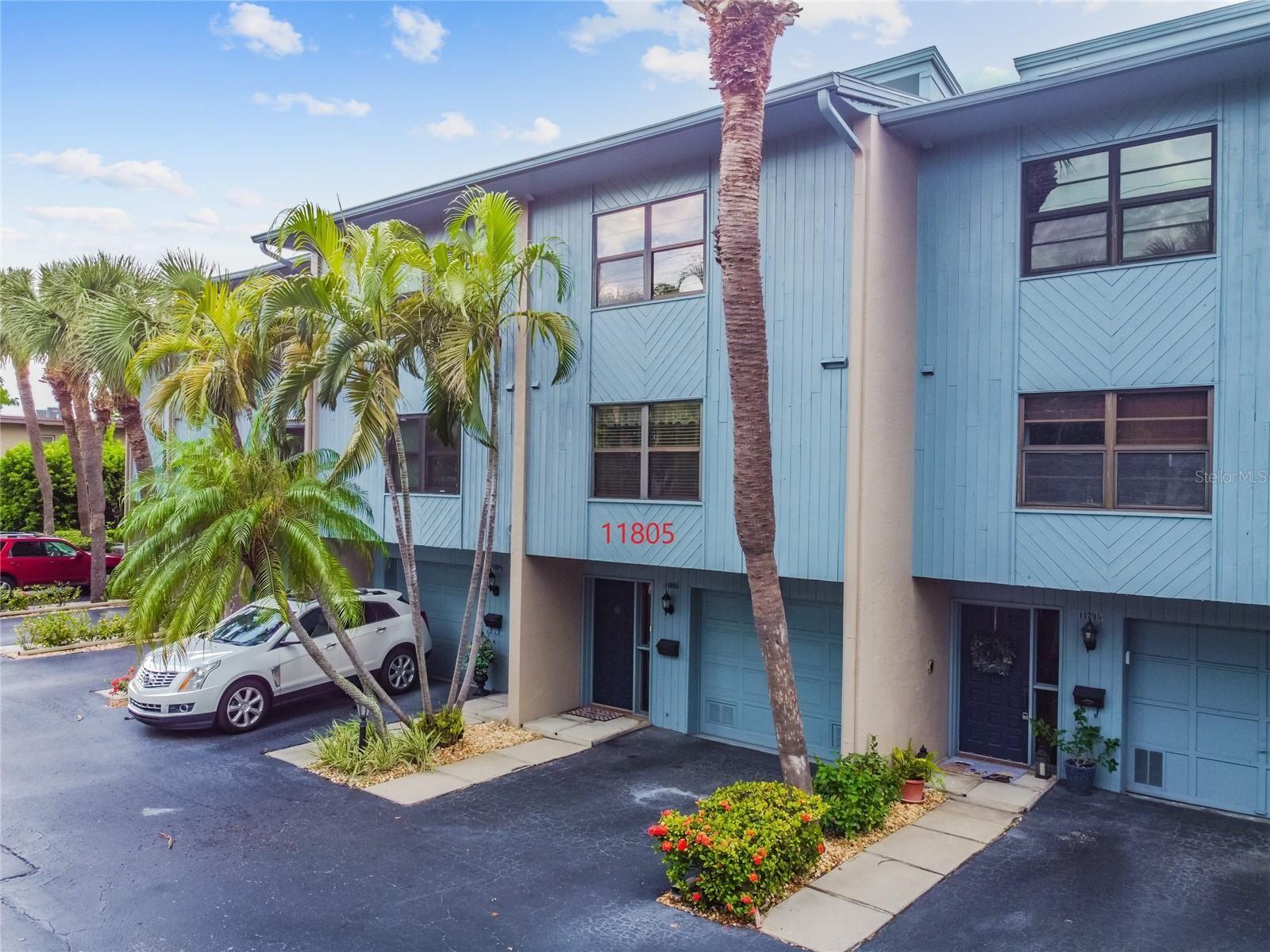 11805 3RD STREET E #5, Treasure Island, FL 33706 - MLS#: U8136300