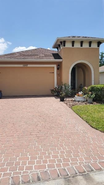 1007 HARBOR RIDGE DRIVE, Poinciana, FL 34759 - #: S5050301