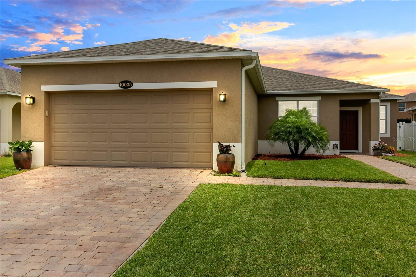 10035 PENTRIDGE ROAD, Orlando, FL 32829 - #: O5951302