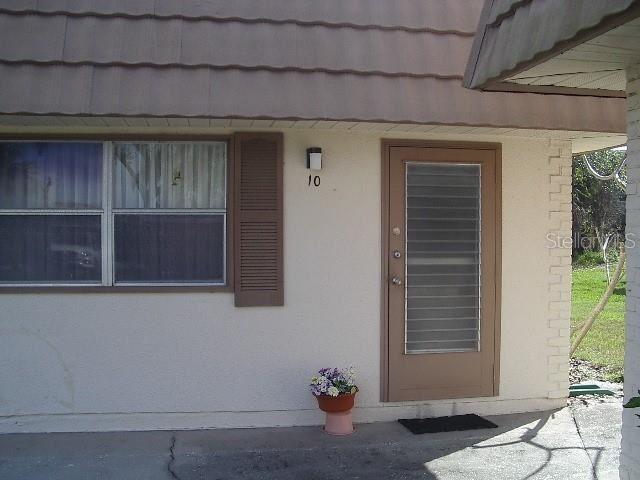 1802 BEDFORD LANE #10, Sun City Center, FL 33573 - #: T3226302