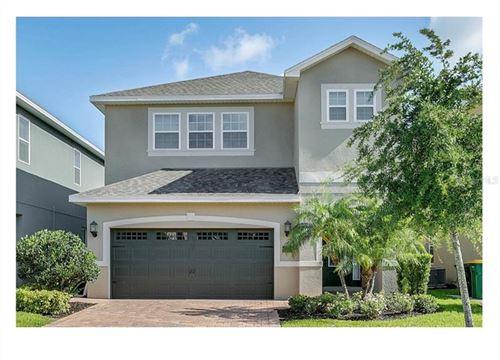 Photo of 7605 BROOKHURST LANE, KISSIMMEE, FL 34747 (MLS # S5048303)
