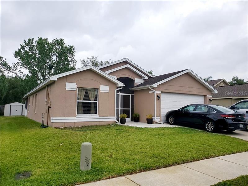 28445 TALL GRASS DRIVE, Wesley Chapel, FL 33543 - #: U8120303