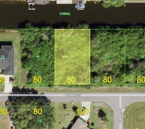 Photo of 17380 PHEASANT CIRCLE, PORT CHARLOTTE, FL 33948 (MLS # D6120304)