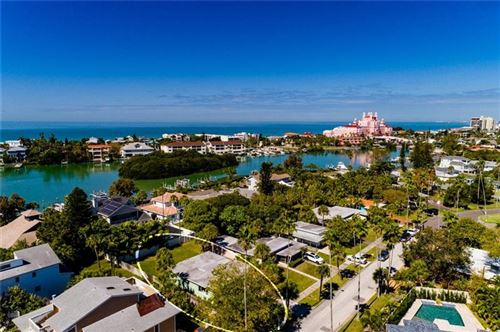 Photo of 3102 W DEBAZAN AVENUE, ST PETE BEACH, FL 33706 (MLS # U8114304)