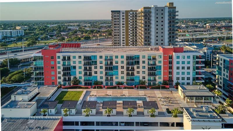 1120 E KENNEDY BOULEVARD #833, Tampa, FL 33602 - MLS#: T3304305