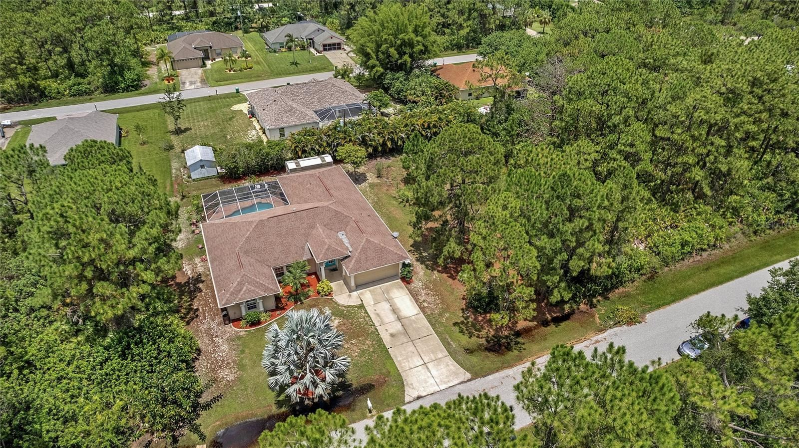 Photo of 5273 CRESTLINE TERRACE, PORT CHARLOTTE, FL 33981 (MLS # T3318306)