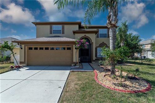 Photo of 31318 GOLDEN GATE DRIVE, WESLEY CHAPEL, FL 33545 (MLS # T3280307)