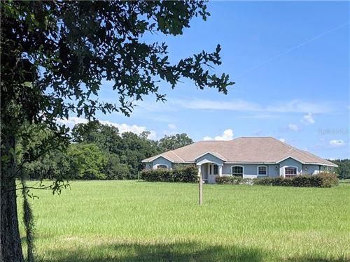 Photo of 16421 W HIGHWAY 326, MORRISTON, FL 32668 (MLS # OM611310)