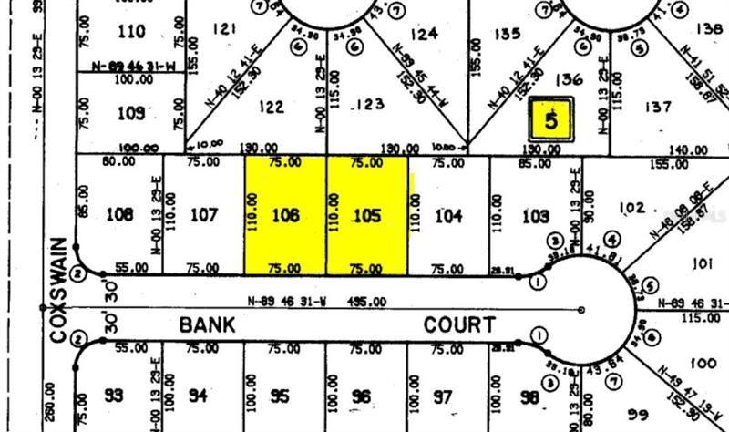 Photo of 6 & 8 BANK COURT, PLACIDA, FL 33946 (MLS # D6116310)