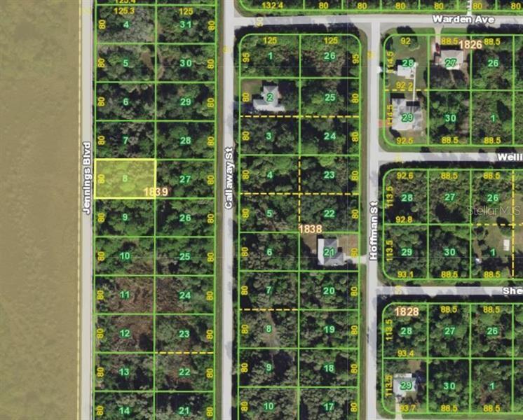 Photo of 5306 JENNINGS BOULEVARD, PORT CHARLOTTE, FL 33981 (MLS # D6113311)