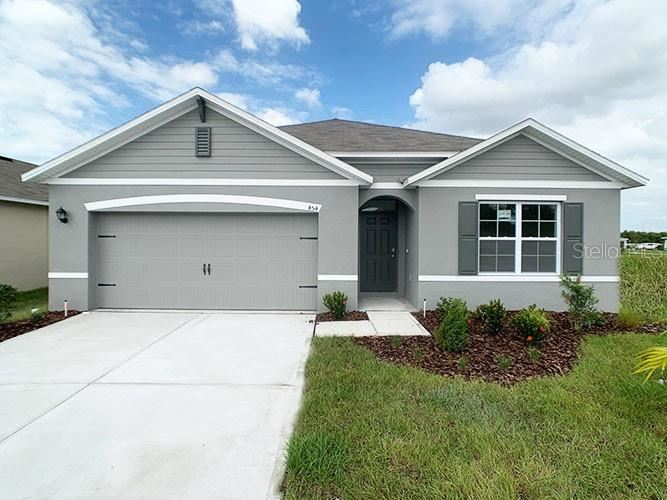 Photo of 671 TORTUGAS STREET, HAINES CITY, FL 33844 (MLS # O5868311)