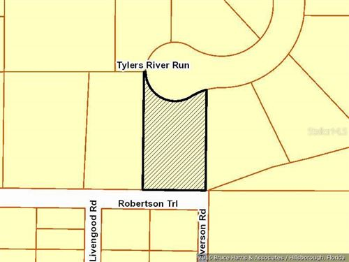 Main image for 2622 TYLERS RIVER RUN, LUTZ, FL  33559. Photo 1 of 2