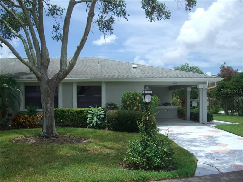 2104 HEREFORD DRIVE #514, Sun City Center, FL 33573 - #: T3252312