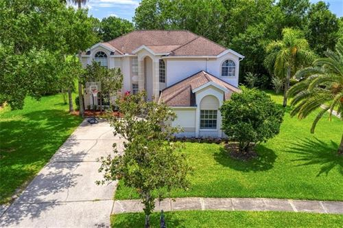 Photo of 16101 TURNBURY OAK DRIVE, ODESSA, FL 33556 (MLS # U8085313)