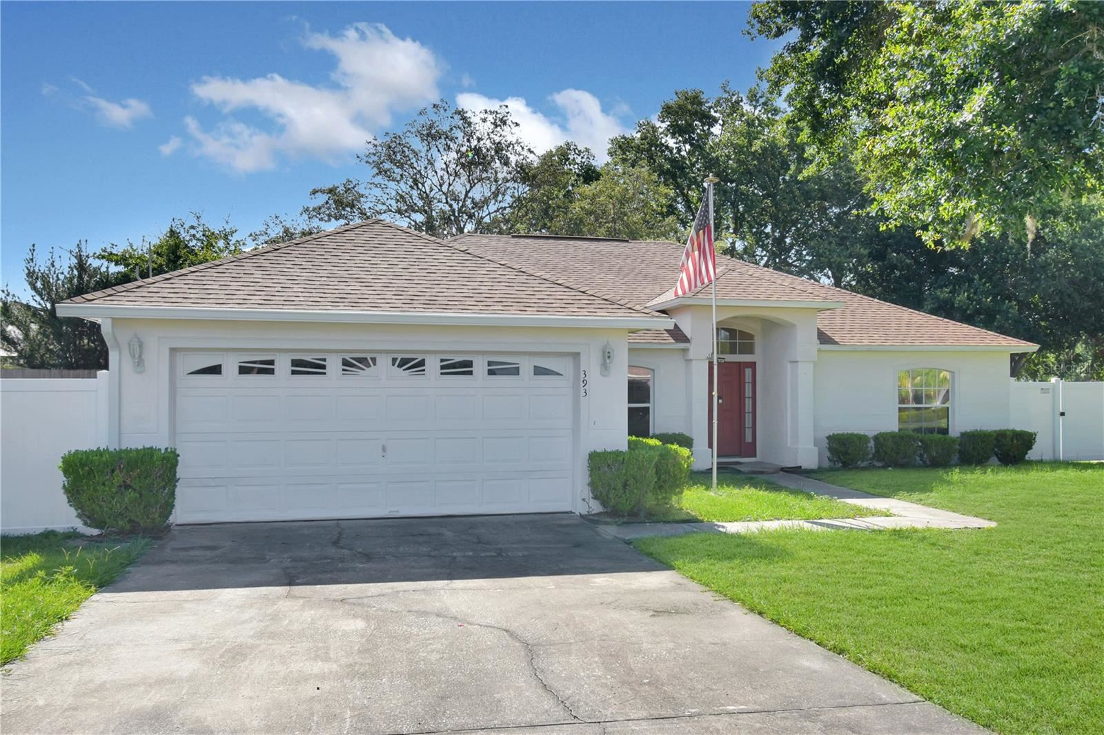 393 ED DOUGLAS ROAD, Groveland, FL 34736 - #: O5950314