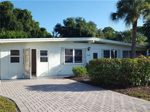 Photo of 316 W SEMINOLE DRIVE, VENICE, FL 34293 (MLS # A4442315)