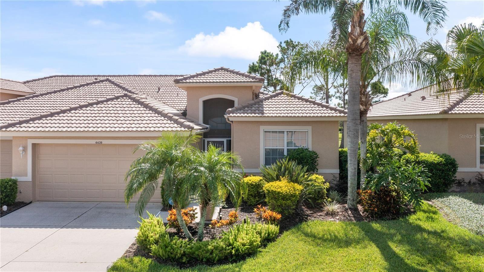 4439 CHASE OAKS DRIVE, Sarasota, FL 34241 - #: A4508315