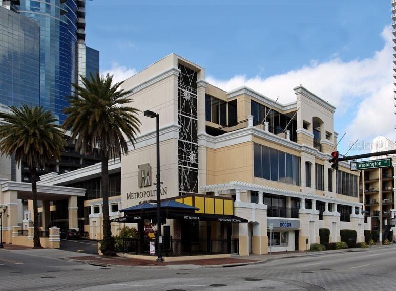 151 E WASHINGTON STREET #521, Orlando, FL 32801 - MLS#: O5957316