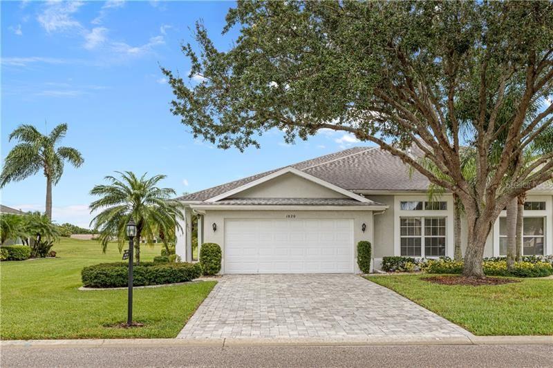 1820 NANTUCKET DRIVE #147, Sun City Center, FL 33573 - #: T3255316