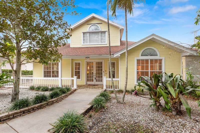266 FLORIDA BOULEVARD, Crystal Beach, FL 34681 - #: U8111316
