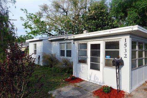 Photo of 1532 58TH STREET N, ST PETERSBURG, FL 33710 (MLS # T3306317)