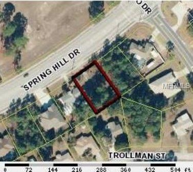 Main image for 13516 SPRING HILL DRIVE, SPRING HILL,FL34609. Photo 1 of 1