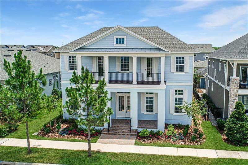 13787 GRANGER AVENUE, Orlando, FL 32827 - #: O5869318