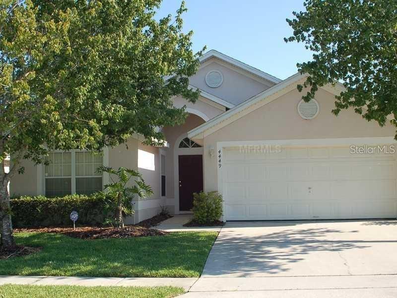 4449 GREAT HARBOR LANE, Kissimmee, FL 34746 - #: S5051319