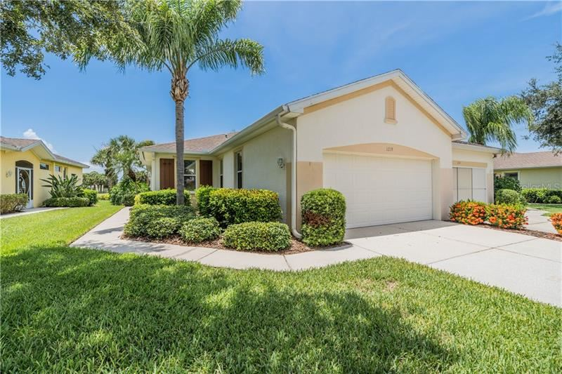 1219 HUNTINGTON GREENS DRIVE #8, Sun City Center, FL 33573 - #: T3252319