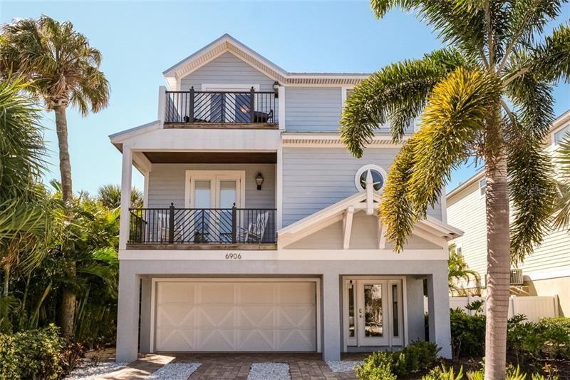 Photo of 6906 HOLMES BOULEVARD, HOLMES BEACH, FL 34217 (MLS # U8077321)